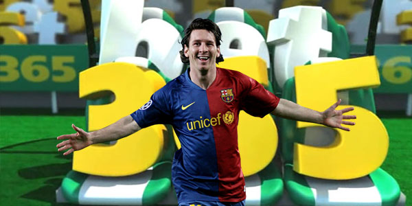 Bet365 Sportsbook gives soccer action a boost with 100% Euro Soccer Bonus