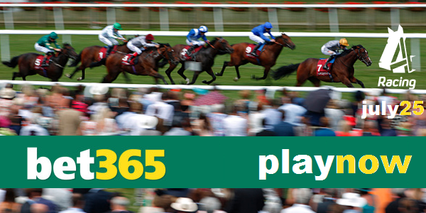 Bet365 Sportsbook Offers the Best Odds for Channel 4 Races