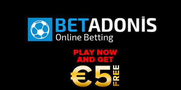 BetAdonis Casino new bonus