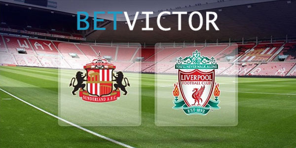 Win Free Tickets to Liverpool FC vs. Sunderland AFC with BetVictor!
