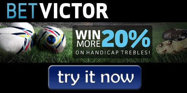 Rugby World Cup Betting Bonus BetVictor