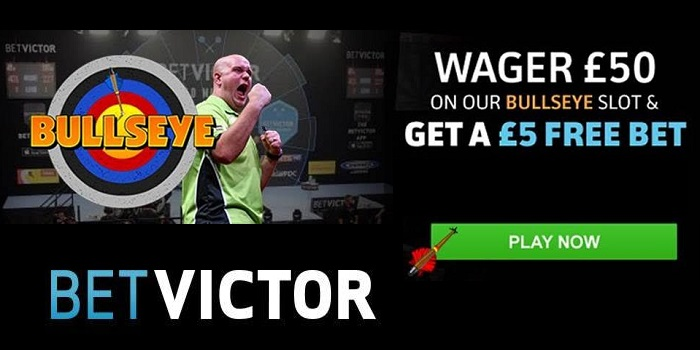 5 Pounds Free Bet At Betvictor Sportsbook By Playing The Bulls Eye