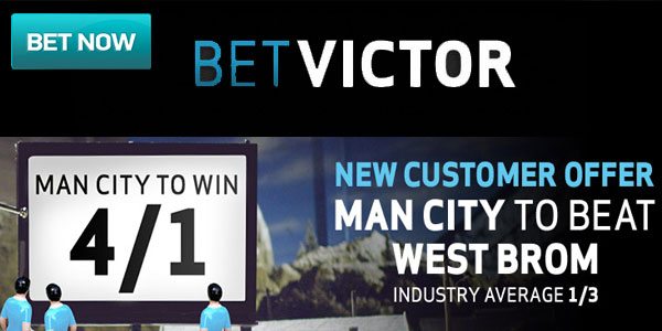 BetVictor Sportsbook  New Customer Offer