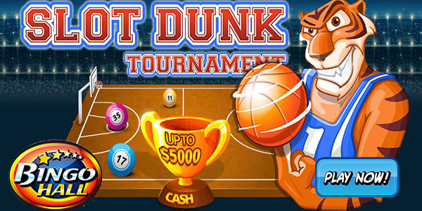 Slot Dunk Your Way Into Making Thousands Of Dollars At Bingo Hall