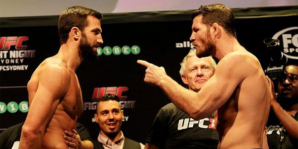 Why You Should Bet on Michael Bisping to Beat Luke Rockhold