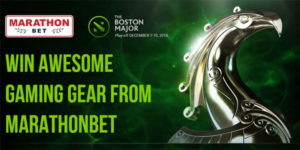 Win Free Gaming Gear by Betting on eSports With Marathon Bet