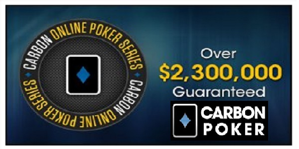 Carbon Poker OPS Promo