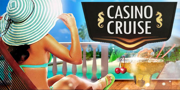 CasinoCruise slot giveaway