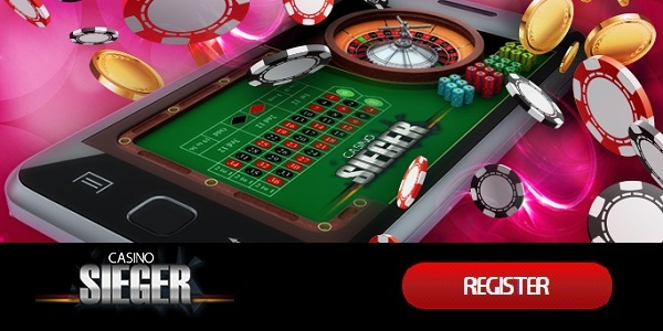 Casino Sieger March to winter promo