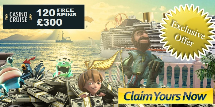 Casino Cruise Exclusive Offer