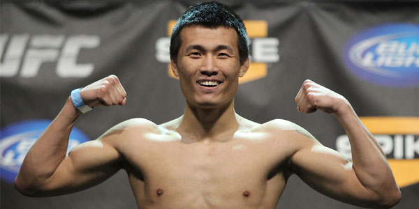 Chan Sung Jung MMA fighter