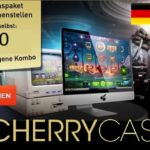 Win up to EUR 600 with New Cherry Casino German Welcome Packages