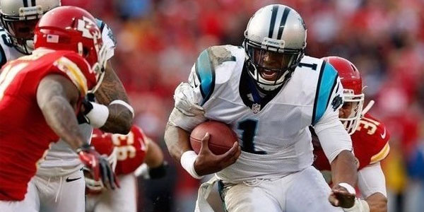 Chiefs vs. Panthers 2016