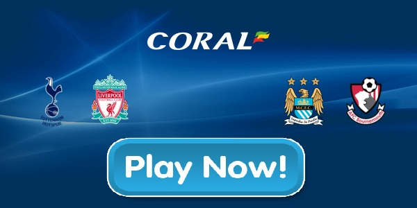 Win Big on Tottenham vs Liverpool Safe Bet with Enhanced Odds at Coral Sportsbook!