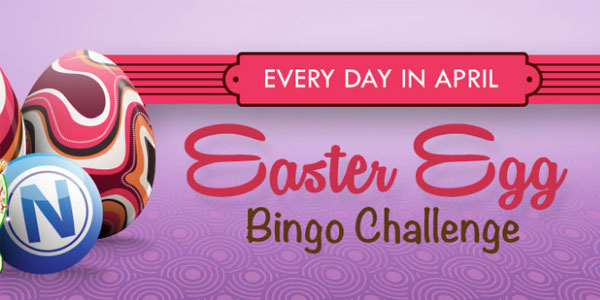 One of the Best Easter Bingo Promotions can be Found at CyberBingo!