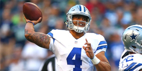 Bet on the Cowboys vs Packers