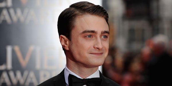Daniel Radcliffe is James Bond