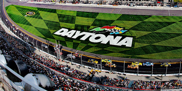 Daytona 500 race in 2017