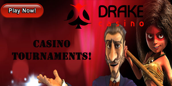 Drake Casino Invites You To The Black Jack Tournament To Win Thousands