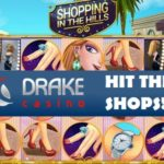 Shop Until You Drop with Shopping in the Hills Slots at Drake Casino!