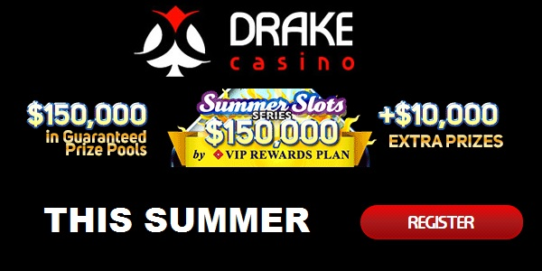 Drake Casino Summer Tournament
