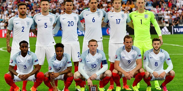 England World Cup 2018 Qualification