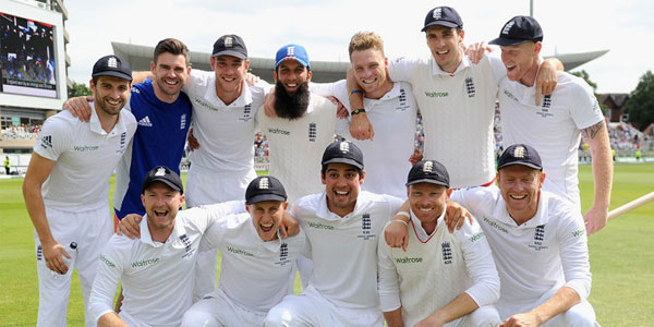 2016 English Cricket