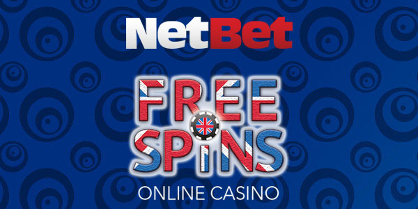 Winning Free Spins is Easy for New NetBet Casino Members!