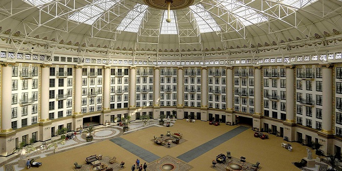 America's best casinos French Lick resort dome
