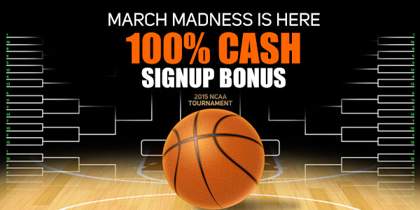 GTbets March Madness Promo