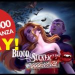 Win up to €20,000.00 from the GUTS Casino Blood Suckers Booo-nanza!