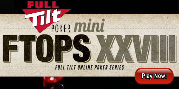 Full Tilt MiniFTOPS XVIII Tournament