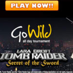 Go Wild Casino Offers $100 in Tombraider Slot Promotion