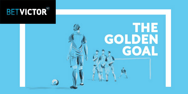 Win up to £25,000 Playing BetVictor's Golden Goal!