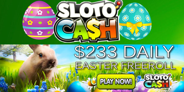 Slotocash Casino Tournament Promo