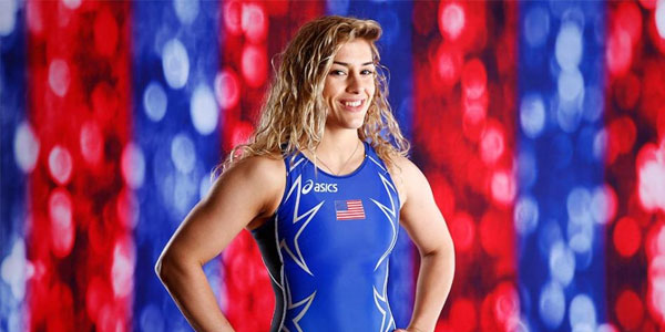 Helen Maroulis Eyes Nothing but Gold in Brazil
