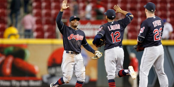 Cleveland Indians in the World Series