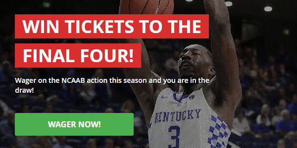 Intertops Final Four tickets