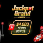 Jackpot Grand Casino Gives away free chips and  $4000 Slots Bonus in March Madness