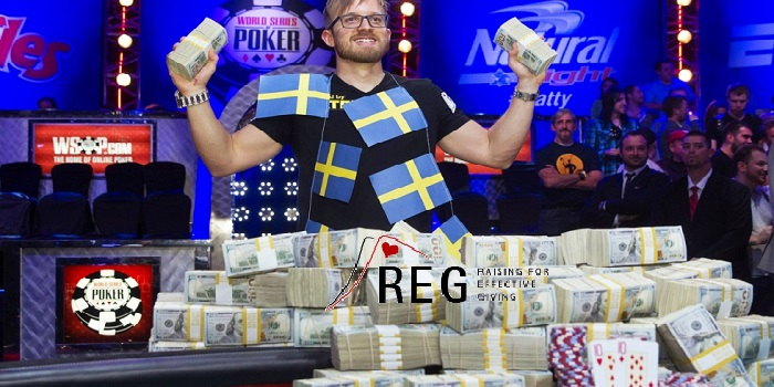Martin Jacobson World Series of Poker victory
