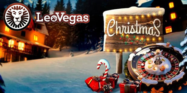 LeoVegas Christmas Roulette giveaway