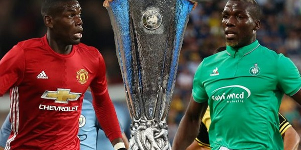 Europa League Betting Odds MU St Etienne
