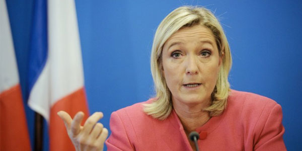 Bet on Marine Le Pen Winning the French Presidency