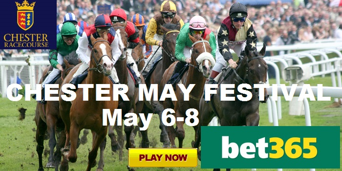 Bet365 Sportsbook Chester May Promo