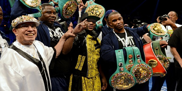 Floyd Mayweather Jr: A Story about Money (part 1)