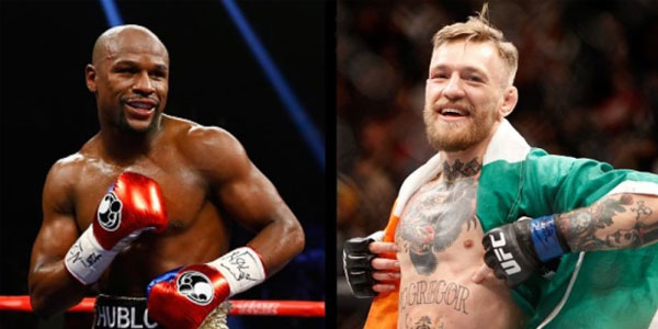 Conor vs Floyd boxing