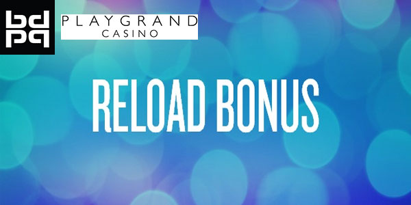 Weekly reload bonus