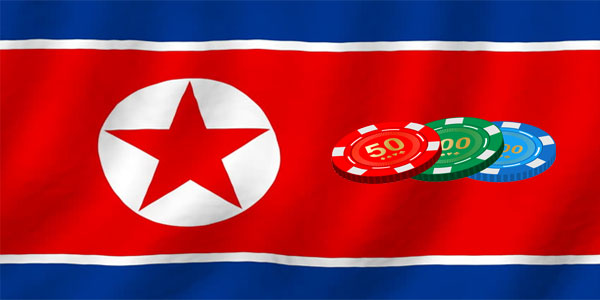 North Korean online gambling