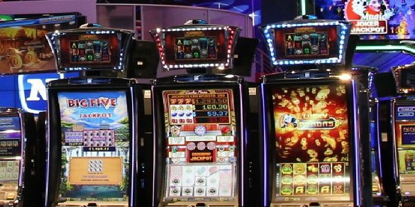 play all slots games for free