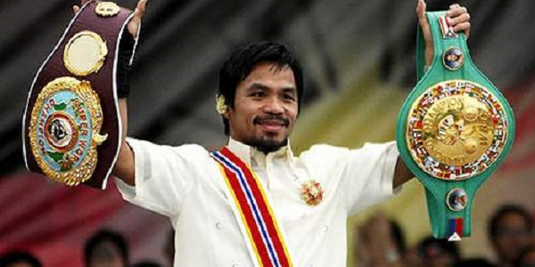 Manny Pacquiao, boxing champion, the fighting congressman